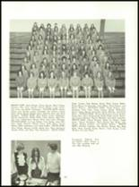 1971 Shelby High School Yearbook Page 100 & 101