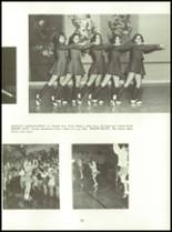 1971 Shelby High School Yearbook Page 102 & 103