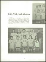 1971 Shelby High School Yearbook Page 104 & 105