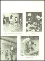 1971 Shelby High School Yearbook Page 106 & 107