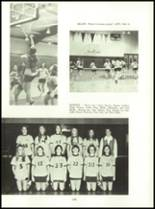 1971 Shelby High School Yearbook Page 108 & 109