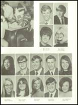 1971 Shelby High School Yearbook Page 114 & 115