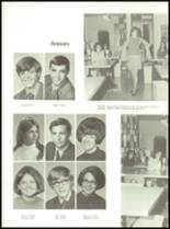 1971 Shelby High School Yearbook Page 118 & 119