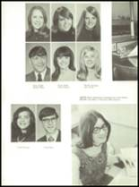 1971 Shelby High School Yearbook Page 130 & 131