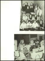 1971 Shelby High School Yearbook Page 134 & 135