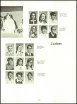 1971 Shelby High School Yearbook Page 138 & 139