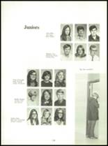 1971 Shelby High School Yearbook Page 140 & 141