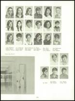1971 Shelby High School Yearbook Page 144 & 145