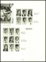1971 Shelby High School Yearbook Page 146 & 147