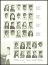 1971 Shelby High School Yearbook Page 152 & 153