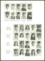 1971 Shelby High School Yearbook Page 154 & 155