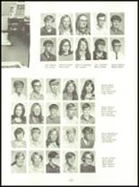 1971 Shelby High School Yearbook Page 156 & 157