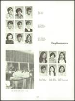 1971 Shelby High School Yearbook Page 158 & 159