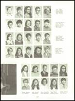 1971 Shelby High School Yearbook Page 160 & 161