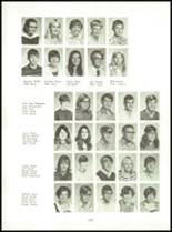 1971 Shelby High School Yearbook Page 162 & 163