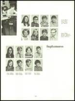1971 Shelby High School Yearbook Page 164 & 165