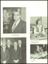 1971 Shelby High School Yearbook Page 168 & 169