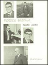 1971 Shelby High School Yearbook Page 184 & 185