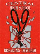 1999 Yearbook Central High School