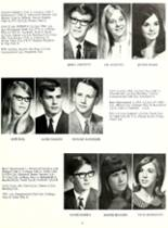 1969 Woodlan High School Yearbook Page 14 & 15