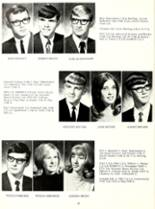 1969 Woodlan High School Yearbook Page 16 & 17