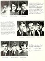 1969 Woodlan High School Yearbook Page 18 & 19