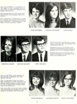 1969 Woodlan High School Yearbook Page 22 & 23