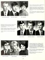 1969 Woodlan High School Yearbook Page 24 & 25