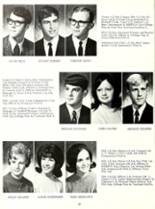 1969 Woodlan High School Yearbook Page 26 & 27