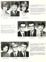 1969 Woodlan High School Yearbook Page 28 & 29