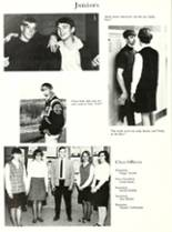 1969 Woodlan High School Yearbook Page 32 & 33
