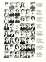 1969 Woodlan High School Yearbook Page 34 & 35