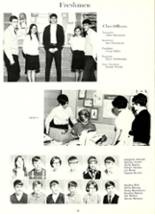 1969 Woodlan High School Yearbook Page 40 & 41