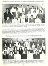 1969 Woodlan High School Yearbook Page 44 & 45