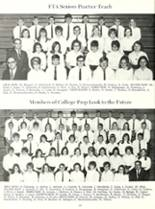 1969 Woodlan High School Yearbook Page 46 & 47