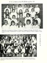 1969 Woodlan High School Yearbook Page 48 & 49
