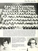 1969 Woodlan High School Yearbook Page 50 & 51