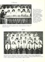 1969 Woodlan High School Yearbook Page 60 & 61