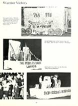1969 Woodlan High School Yearbook Page 64 & 65