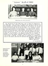 1969 Woodlan High School Yearbook Page 82 & 83