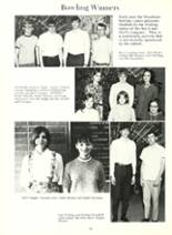 1969 Woodlan High School Yearbook Page 84 & 85