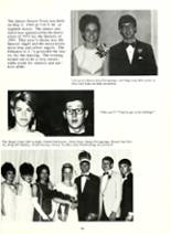 1969 Woodlan High School Yearbook Page 86 & 87