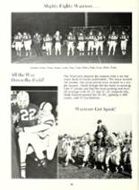 1969 Woodlan High School Yearbook Page 94 & 95