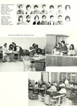 1969 Woodlan High School Yearbook Page 110 & 111