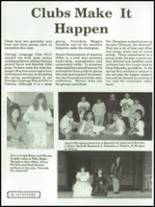 1990 Lake County High School Yearbook Page 38 & 39
