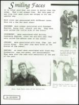1990 Lake County High School Yearbook Page 42 & 43