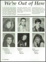 1990 Lake County High School Yearbook Page 44 & 45