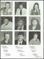 1990 Lake County High School Yearbook Page 52 & 53