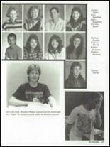 1990 Lake County High School Yearbook Page 56 & 57