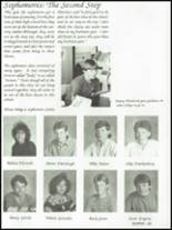 1990 Lake County High School Yearbook Page 66 & 67